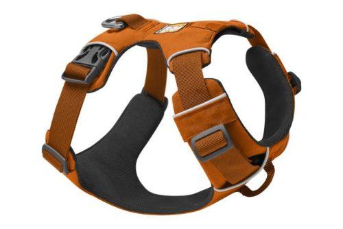 Ruff Wear Front Range Harness  Campfire Orange Small