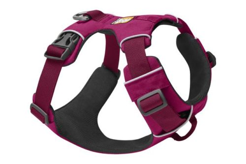 Ruff Wear Front Range Harness  Hibiscus Pink Small