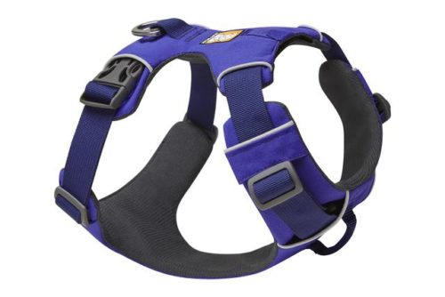 Ruff Wear Front Range Harness  Huckleberry Blue L/XL