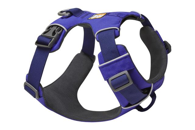 Ruff Wear Front Range Harness  Huckleberry Blue L/XL