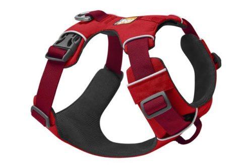 Ruff Wear Front Range Harness Red Sumac Medium
