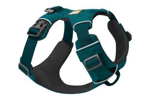 Ruff Wear Front Range Harness Tumalo Teal Medium