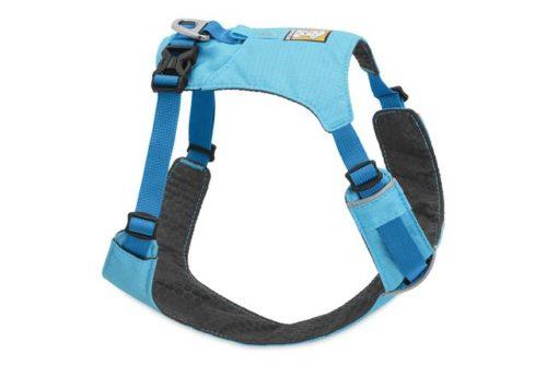 Ruffwear Hi & Light Harness Blue  XS
