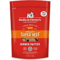 Stella & Chewy's Freeze Dried  Stella & Chewy's Freeze Dried Beef Steaks  Beef Steaks  14oz