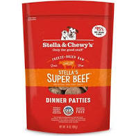 Stella & Chewy's Freeze Dried  Stella & Chewy's Freeze Dried Beef Steaks  BeefSteak  5.5 oz