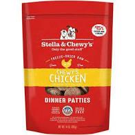 Stella & Chewy's Freeze Dried  Stella & Chewy's Freeze Dried Chicken Steaks  ChickenSteak  5.5 oz