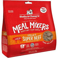 Stella & Chewy's Freeze Dried  Stella & Chewy's Freeze Dried Meal Mixer Beef  MealMixBeef  3.5oz