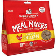 Stella & Chewy's Freeze Dried  Stella & Chewy's Freeze Dried Meal Mixer Chicken  MealMixChick  3.5oz