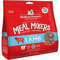 Stella & Chewy's Freeze Dried  Stella & Chewy's Freeze Dried Meal Mixer Lamb  MealMixLamb  3.5oz