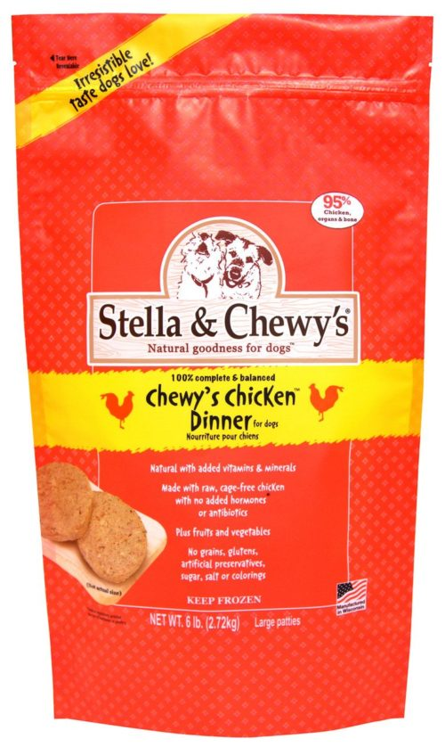 Stella & Chewy's Raw  Stella & Chewy's Raw Chicken Diet  Chicken  6 lb