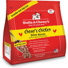 Stella & Chewy's Raw  Stella & Chewy's Raw Chicken Dinner Morsels  Chicken  4 lb