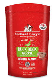Stella & Chewy's Raw  Stella & Chewy's Raw Duck Diet  Duck  6 lb