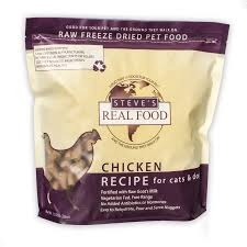 Steve's Real Food  Steve's Real Food Freeze Dried Chicken Nuggets  Chicken  1.25#