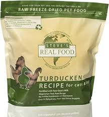 Steve's Real Food  Steve's Real Food Freeze Dried Turducken Nuggets  Turducken  1.25#