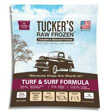 Tucker's Raw Diet  Tucker's Raw Diet Turf & Surf  Turf/Surf  3#