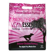 Vital Essentials  Vital Essentials  Chicken  6#