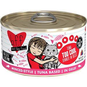 Weruva BFF Tuna too Cool  Weruva BFF Tuna too Cool  TooCool  5.5oz