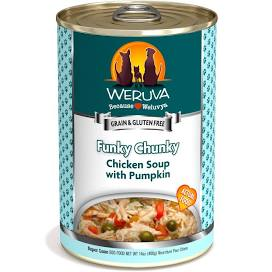 Weruva Canned Dog Food  Weruva Funky Chunky  FunkyChunky  14 OZ