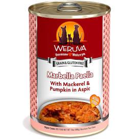 Weruva Canned Dog Food  Weruva Marbella Paella  Marbella  14 OZ