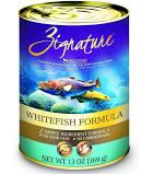 Zignature  Zignature Dog Canned Whitefish  Whitefish  13oz