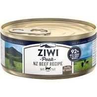 Ziwi Peak  Ziwi Peak Cat Canned Beef  Beef  3oz