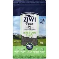 Ziwi Peak  Ziwi Peak Cuisine Tripe/Lamb  Tripe Lamb  16oz