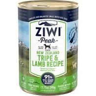 Ziwi Peak  Ziwi Peak Tripe & Lamb  Tripe/Lamb  13.75oz
